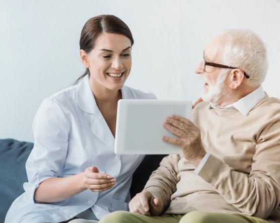 Programa avanzado en atención y cuidado a nuestros mayores