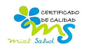 certificado de calidad mial